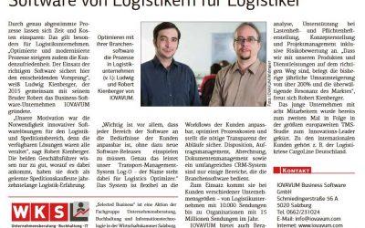 Log-O in der Salzburger Wirtschaft